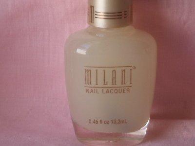 MILANI  Manicure BASE COAT Nail Polish #201 Nail GROW
