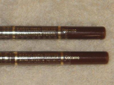 2 MILANI EASYLINER RETRACTABLE LiP Liner Pencils COCOMO LipLiner Dark Mocha Brown NEW SEALED