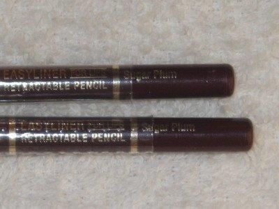 2 MILANI EASYLINER RETRACTABLE LiP Liner Pencils SUGAR PLUM LipLiner Dark Berry Plum NEW SEALED