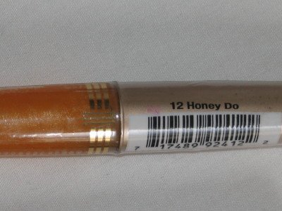 MILANI Lip Gloss #12 HONEY DO Light Tinted Shimmer Lipgloss NEW & SEALED