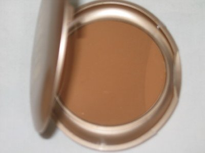 MILANI Smooth Finish Pressed Powder Compact  #02 HONEY AMBER Face Finish Powder MATTE