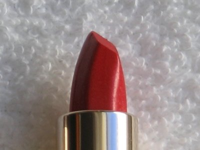 MILANI LiPSTicK #34A SCARLET  Minimal Shimmer Deep Red Lipstick NEW