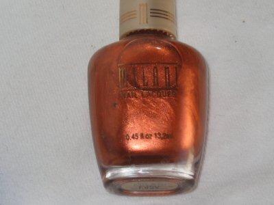 MILANI Nail Polish  #32 BIJOU BRONZE a Pearlized Metallic Gorgeous Bronze shade