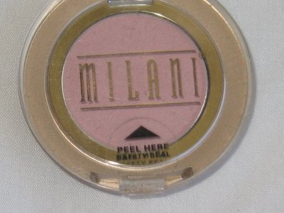 MILANI EyE Shadow Compact #20A HEAVENLY PINK Matte Pink Eyeshadow NEW SEALED
