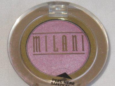 MILANI EyE Shadow Compact #10 TAFFY SHimmer Pink Eyeshadow NEW SEALED