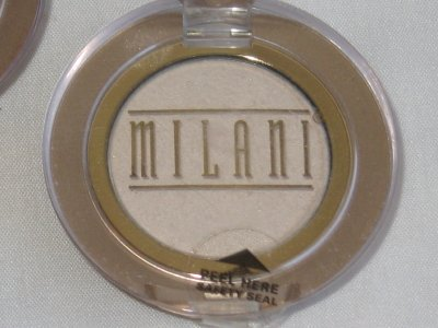 MILANI EyE Shadow Compact #31 SNOW FROST Shimmer Off-White  Eyeshadow NEW SEALED