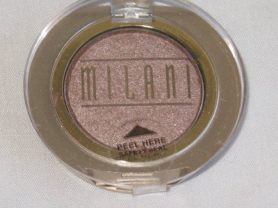 MILANI EyE Shadow Compact #22 SHEER SAND Shimmer Sandy Eyeshadow NEW SEALED
