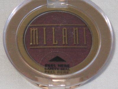MILANI EyE Shadow Compact #16 MAROONED Dark Maroon Shimmer Eyeshadow NEW SEALED