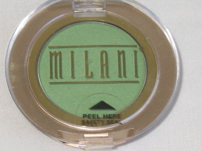 MILANI EyE Shadow Compact #29 LIMBO LIME Matte Light Green Eyeshadow NEW SEALED