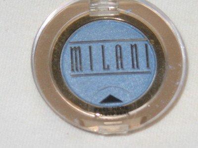 MILANI EyE Shadow Compact #27 SKYLINE Shimmer Light Powder Blue Eyeshadow