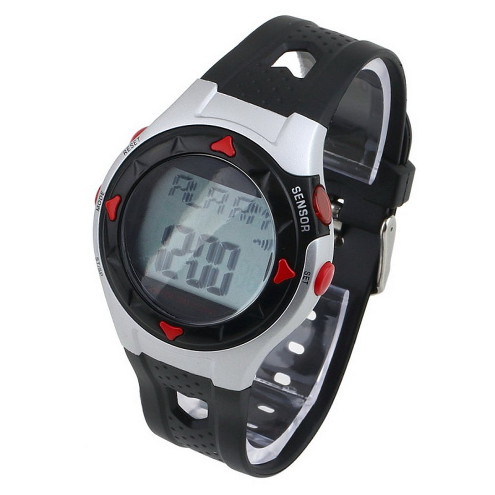 Pulse Heart Rate Monitor Watch Calorie Counter Sport Watch