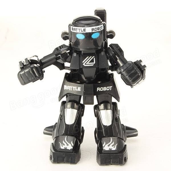2.4G RC Robot Intellegent Boxing Battle Robot Toy