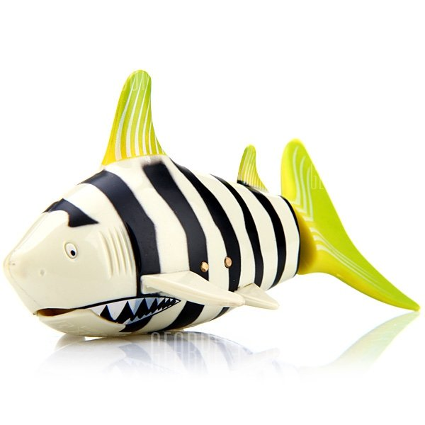 RC Mini Shark 3 CH Underwater Radio Control Full Function Toy