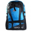 Oxford Outdoor Backpack Double Shoulder Bag  -  BLUE
