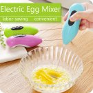 Colorful Mini Stainless Steel Egg Mixer Coffee Cappuccino Frother Egg Beater Mixer Kitchen Tool