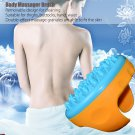 Soft Cellulite Body Slimming Massage Brush! Blue/Orange