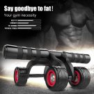 TODO 3-wheel Abdominal Exerciser Roller
