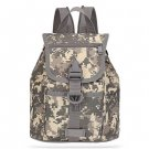 10L Canvas Sports Backpack Sling Bag CAMOUFLAGE