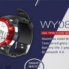 DZB 30M Waterproof Pedometer Bluetooth Health Life Smart Watch
