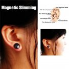 Magnetic Healthcare Earring for Weight Loss Slimming Healthy Stimulating Acupoints Magnetic Therapy