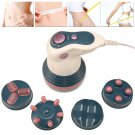 4 In 1 Electric Infrared Full Body Massager Weight Loss Anti Cellulite Slimming Machine