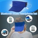 Bluetooth Cap Outdoor Wireless Smart Music Speaker Headphone Handsfree for Smart phone