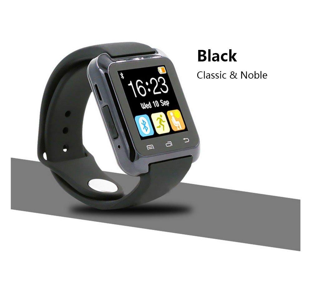 Best Seller! U80 Smart Watch Answer/Dial Calls, Stopwatch, Pedometer, Sleep, Music, Remote Cam