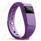 NEW! ID 111HR Smart Bracelet Heart Rate Monitor Watch Fitness Tracker Pedometer Calorie Sleep