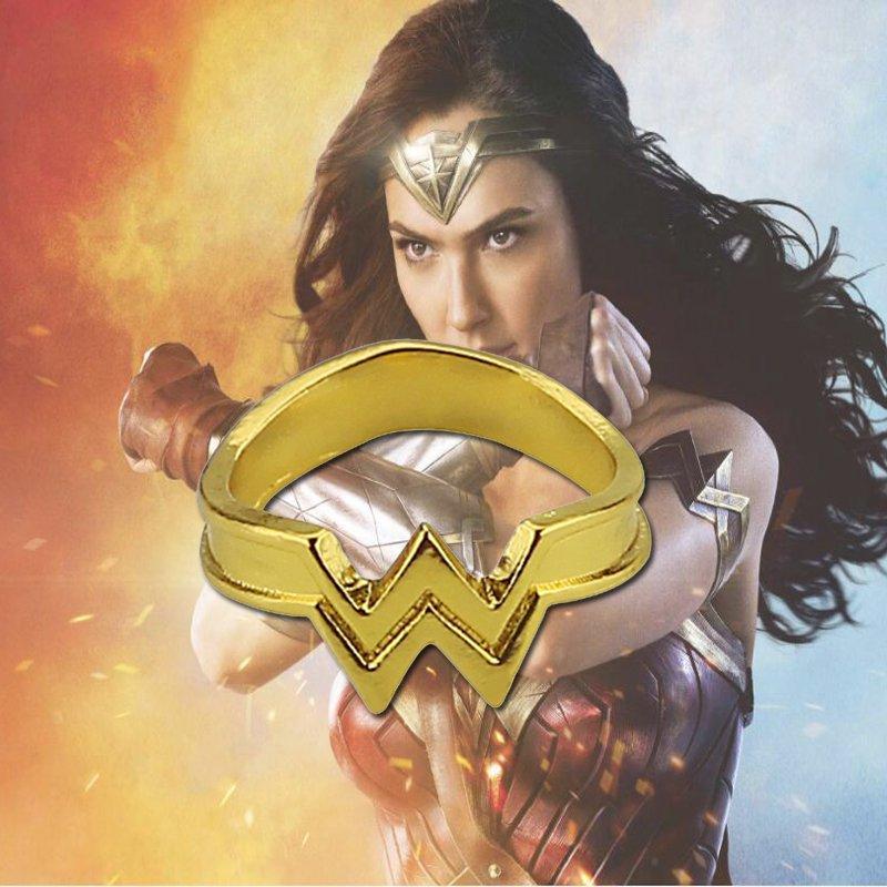 Wonder Woman Stacking Ring