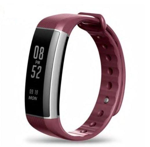 Zeblaze Zeband Plus Smart Activity Tracker - Purple-Red