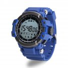 Zeblaze MUSCLE Sports Smart Watch BTH 4.0  365 days standby - Blue