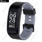 New Model! LYNWO DB08 Blood Pressure Oxygen Heart Rate Fatigue Monitor IP68 Sports Fitness Bracelet