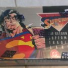 1993 SKYBOX  THE RETURN OF SUPERMAN TRADING CARD SEALED BOX-FOILENHANCED INSERTS