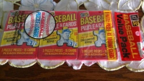 1982 DONRUSS BASEBALL CARDS SEALED RACK PACK-POSSIBLE MINT ROOKIE CAL RIPKEN JR