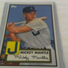 2012 TOPPS HERITAGE MICKEY MANTLE BASEBALL CARD-BALT. NAT.CONVENTION.+FREE BONUS
