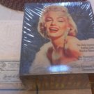 1993 MARILYN MONROE TRADING CARDS SEALED BOX-36 PACKS-POSS.DIAMOND-CHROMIUM CARD