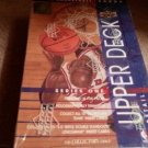 1993-94 UPPER DECK BASKETBALL SER 1  SEALED RETAIL BOX POS.MICHAEL JORDAN INSERT