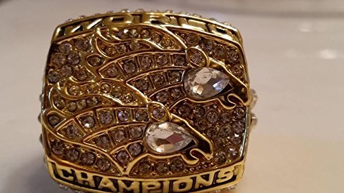 1998 DENVER BRONCOS HIGH QUALITY CHAMPIONSHIP RING