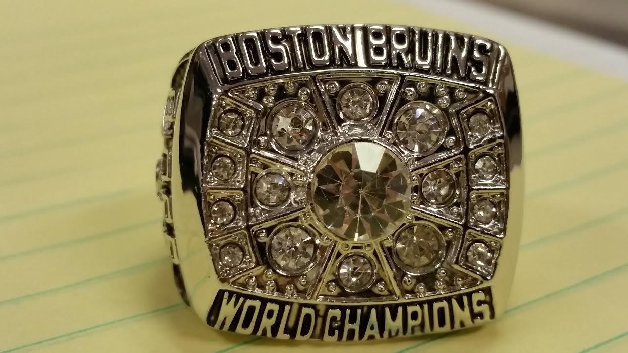 1972 BOSTON BRUINS  HIGH QUALITY CHAMPIONSHIP RING