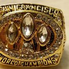 1988 SAN FRANCISCO 49ERS HIGH QUALITY RING
