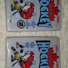 1992-93 O-PEE-CHEE HOCKEY PACKS QTY.2+1979-80 WAYNE GRETZKY REPRINT ROOKIE CARD