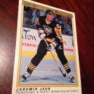 1990-91 O-PEE-CHEE PREMIER HOCKEY CARD COMPLETE SET JAGR,FEDEROV,MODANO ROOKIES