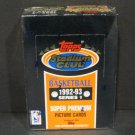 1992-93 TOPPS STADIUM CLUB SERIES 1 SEALED HOBBY BASKETBALL BOX POSS.M JORDAN