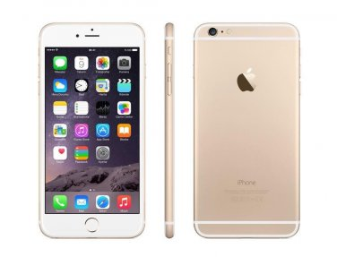 Apple iPhone 6 16GB (4.7-inch) 4G LTE Factory Unlocked GSM Dual-Core Smartphone - Gold