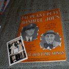 Hillbilly Music Pie Plant Pete Bashful Joe songbook pic