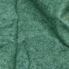 P. Kaufmann COTTON fabric 1 3/4 yds Green speckle rare