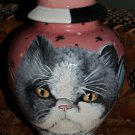 Custom Pet urn for ashes Cat cremation urn Med memorial