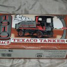 Texaco Die Cast 1910 mack tanker TRUCK BANK # 12 MIB