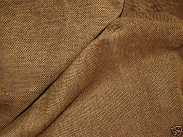 Designer decorator drapery Upholstery FABRIC 2 yards CHENILLE thick beautiful