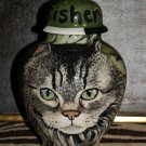 Custom SMALL Pet urn for CAT ashes PETS Cats ALL breeds